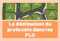 Déclinaison protocole dans les PLU
